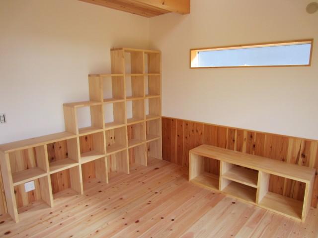 造り付け家具